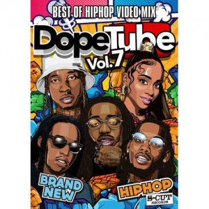 <img class='new_mark_img1' src='https://img.shop-pro.jp/img/new/icons14.gif' style='border:none;display:inline;margin:0px;padding:0px;width:auto;' />【HIPHOP MIXTAPE(DVD)】DopeTube(ドープチューブ) Volume.7