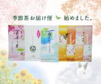 送料無料!季節茶お届け便 【年間全5便5種】