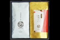 冬ギフト�(金粉TB・特撰深蒸し茶)