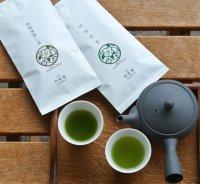 【選べる急須&お湯呑み】日本茶スターターセット(湯呑み2個,急須,特撰深蒸,特撰煎茶)箱入り