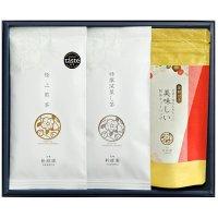 冬ギフト3(特撰深蒸し茶,賀春茶)
