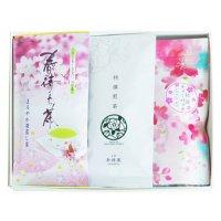 春ギフト3(春待ち茶、春ティーバッグ、特撰煎茶)