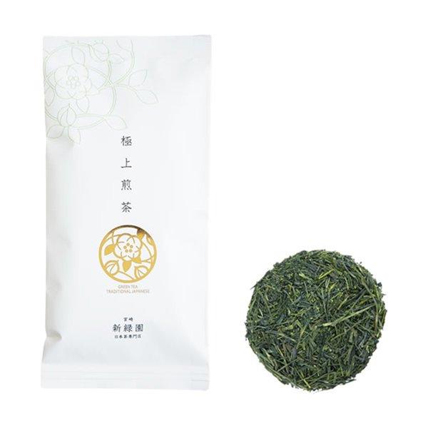 新茶・極上煎茶100g【SN15】