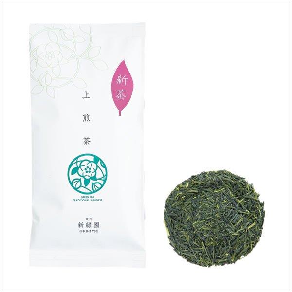【SN7】上煎茶100g(2017年産新茶)