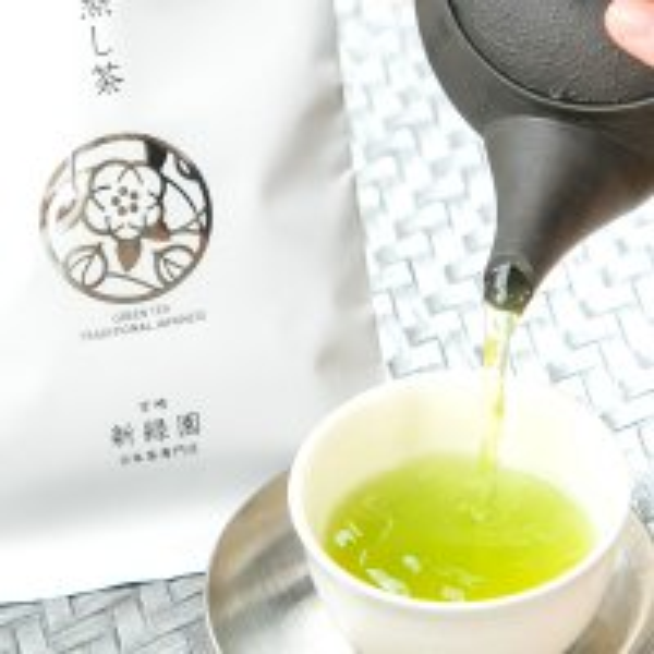新茶・特撰深蒸し茶100g 【FM12】