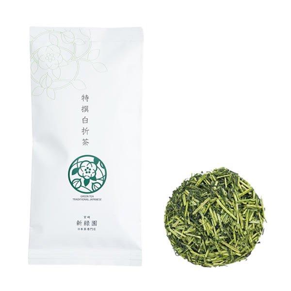 【SR8】特撰白折茶100g