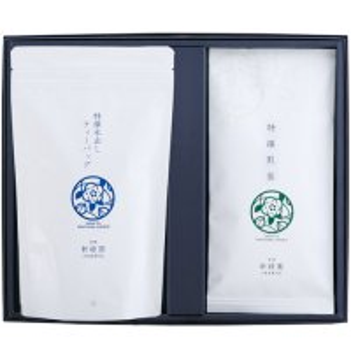【MS20】特撰煎茶100g 特撰水出し茶ティーバッグ5g×20p