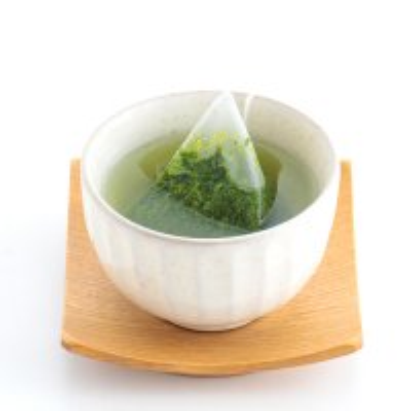 急須で淹れたみたいに美味しい煎茶ティーバッグ(3g×15p)【KT10】