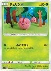 《Pokemon》チェリンボ