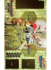 《バディファイト》英語版 円卓の騎士 アーサー王 ラバープレイマット