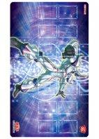 遊戯王 20th ANNIVERSARY DUELIST BOX E・HERO ネオス 特製デュエルフィールド(ラバー製)