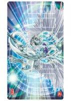 遊戯王 20th ANNIVERSARY DUELIST BOX スターダスト・ドラゴン 特製デュエルフィールド(ラバー製)