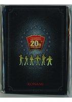 遊戯王 20th ANNIVERSARY DUELIST BOX 特製デュエリストカードプロテクター(100枚入)