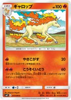 《Pokemon》ギャロップ