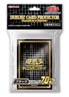 遊戯王OCG デュエリストカードプロテクター ブラック2020<70枚入り>