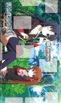 ChaosTCG「アニメ「リトルバスターズ!〜Refrain〜」」布製プレイマット