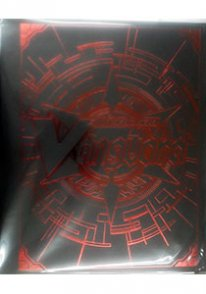 CARDFIGHT!!ヴァンガード オフィシャル9ポケットバインダー(赤)