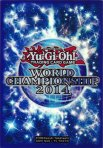 遊戯王OCG 「2014 世界大会ロゴ」特製プロテクター<5枚入り>