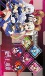 ChaosTCG「魔弾の王と戦姫」布製プレイマット