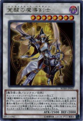 覚醒の魔導剣士