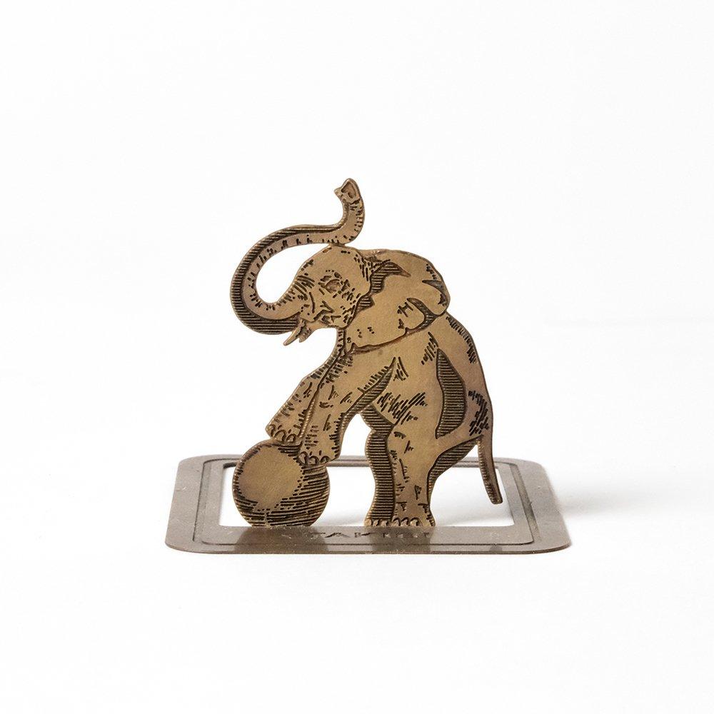 象の蚊遣器
