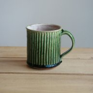 鎬 マグカップ(緑)