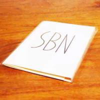 SBN(Super Binding Notebook) [white]