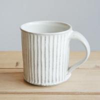 鎬 マグカップ(白)