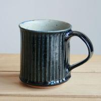 鎬 マグカップ(瑠璃色)