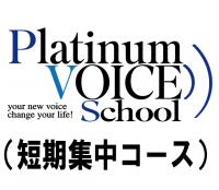PlatinumVOICE オンラインレッスンチケット:短期集中コース(60分6枚綴り)