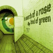 IN SEARCH OF A ROSE『KIND OF GREEN』輸入盤帯付CD