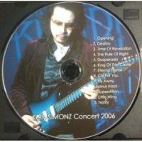 <img class='new_mark_img1' src='https://img.shop-pro.jp/img/new/icons14.gif' style='border:none;display:inline;margin:0px;padding:0px;width:auto;' />KELLY SIMONZ『CONCERT 2006』DVD-R