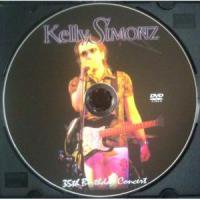 <img class='new_mark_img1' src='https://img.shop-pro.jp/img/new/icons14.gif' style='border:none;display:inline;margin:0px;padding:0px;width:auto;' />KELLY SIMONZ『35th BIRTHDAY CONCERT』DVD-R