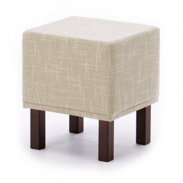 タイプFスツール(オットマン)鏡台用椅子ドレッサースツール