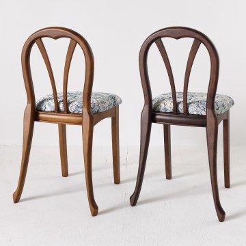 【数量限定】ドレッサー用買い替え・交換椅子 CL_1 アンティークブラウン・アンティークダーク2色