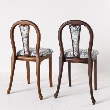 【数量限定】ドレッサー用買い替え・交換椅子 CL_2 アンティークブラウン・アンティークダーク2色