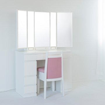 LEDじょゆどれプリマパールホワイト椅子付