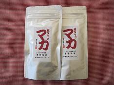 【送料無料】マカ100%粒(錠剤)200粒 50g×2袋