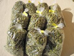 【送料無料】ペポカボチャの種・塩味 180g×11袋 1980g