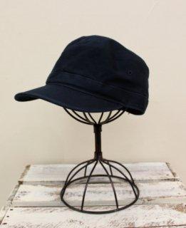 TWILL DE GAULLE CAP(NAVY)