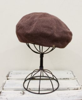 Mia beret(BROWN)