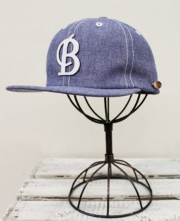 DURGAREE B-CAP(NAVY)