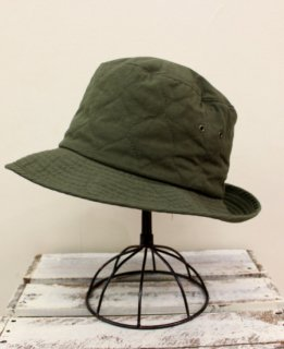 MILITARY RIP-STOP QUILT HAT (ARMY)