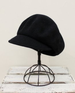 Basque Casquette(BLACK)