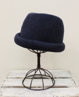 TRILBY ROLL WT(NAVY)