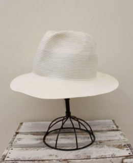 HOLD BRADE HAT(WHITE)
