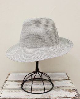 HOLD BRADE HAT(GRAY)
