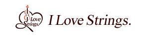I Love Strings.   国内最大級クラシック弦の通販