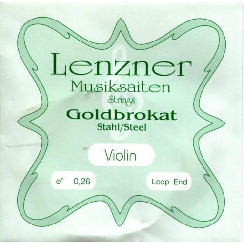 Violin 【Goldbrokat】 E線 (26ループ)