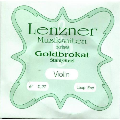 Violin 【Goldbrokat】 E線 (27ループ)